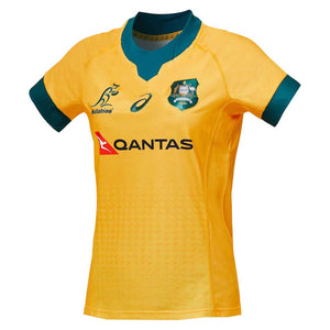 Load image into Gallery viewer, Wallabies 2020 Home Jersey - Ladies