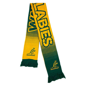 Wallabies 2020 Supporters Scarf