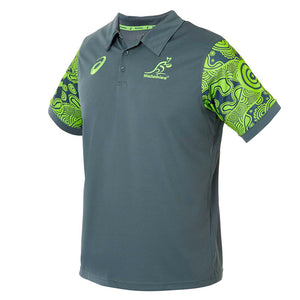 Wallabies 2019 Indigenous Polo