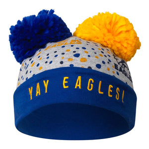 Load image into Gallery viewer, West Coast Eagles Baby Yay Beanie
