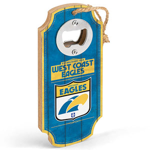 West Coast Eagles Heritage Bottle Opener