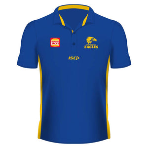 West Coast Eagles 2019 Media Polo