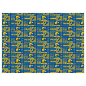 West Coast Eagles Wrapping Paper