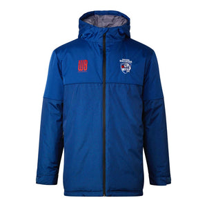 Load image into Gallery viewer, Western Bulldogs Stadium Jacket