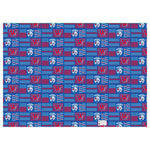 Western Bulldogs Wrapping Paper