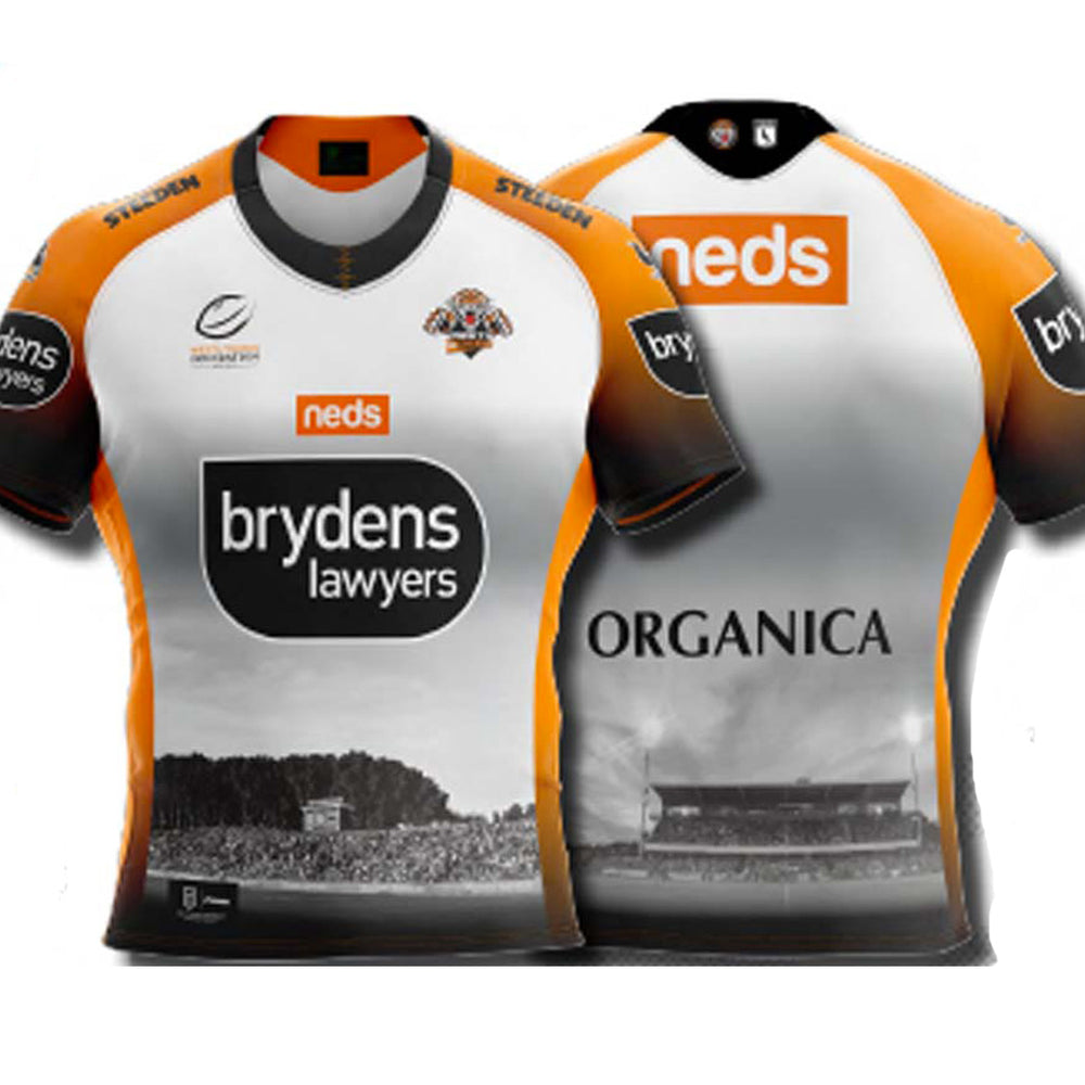 Wests Tigers 2021 Captain's Run Jersey