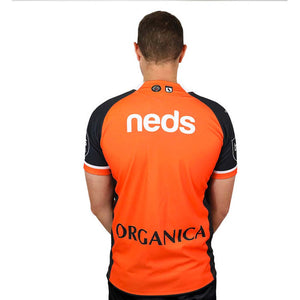Wests Tigers 2021 Away Jersey