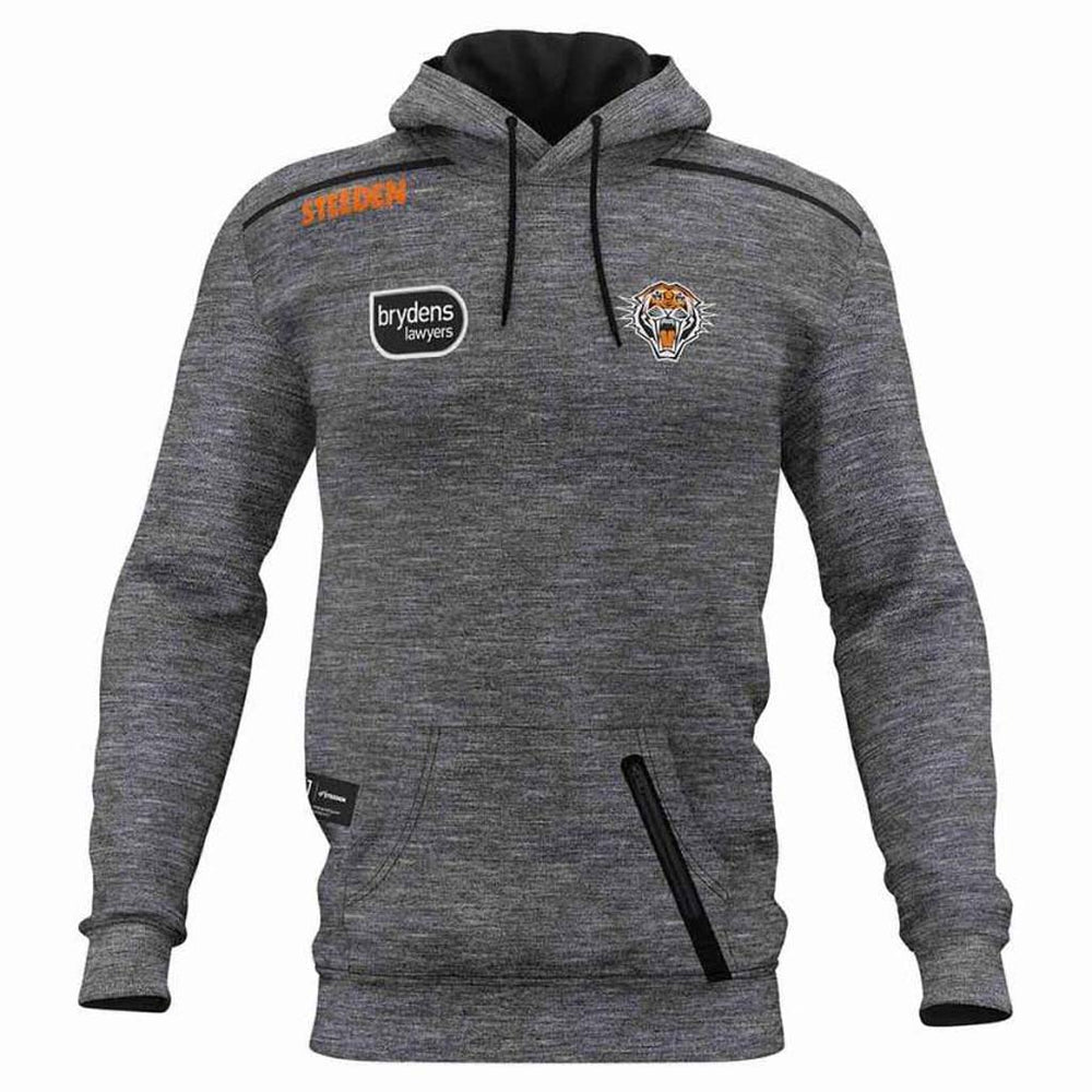 Wests Tigers 2021 Player Fleece Hoodie