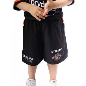 Wests Tigers 2021 Training Shorts - Youth
