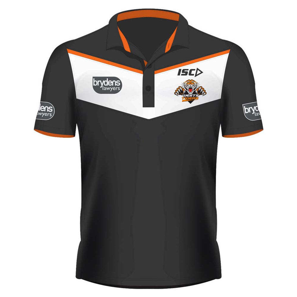 Wests Tigers 2017 Players Polo