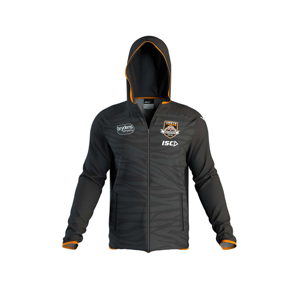 Wests Tigers 2019 Team Hoody - Youth
