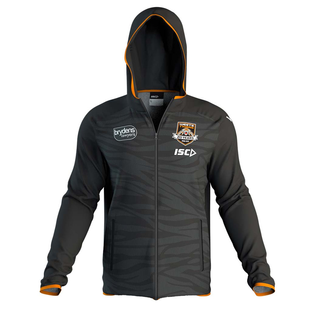 Wests Tigers 2019 Team Hoody