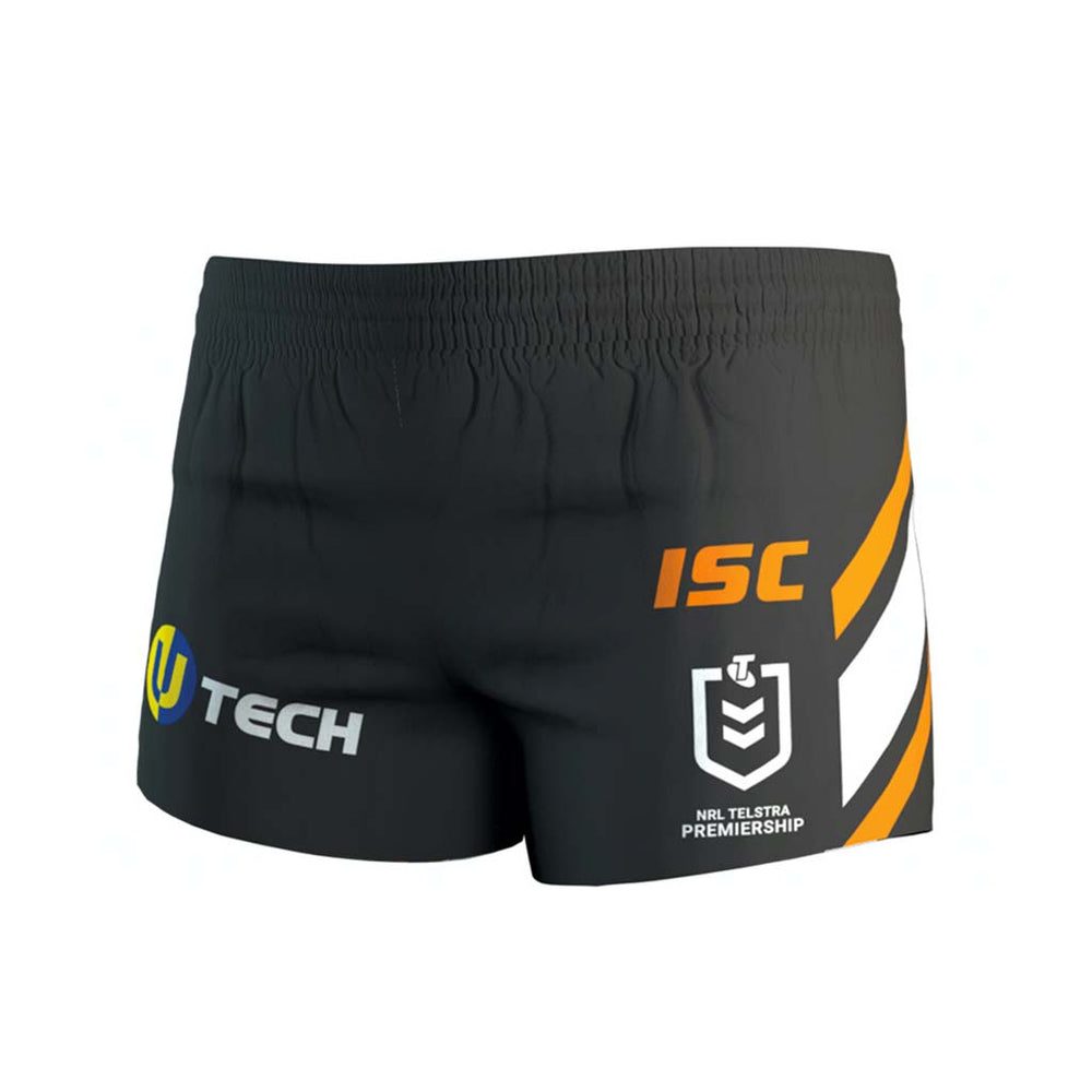Wests Tigers 2020 Home Shorts