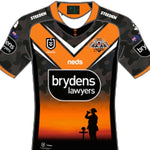 Wests Tigers 2021 Anzac Jersey