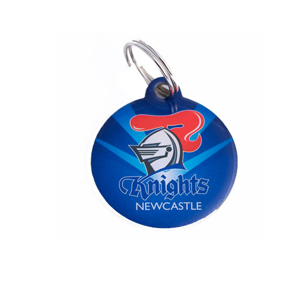 Newcastle Knights Pet ID Tag