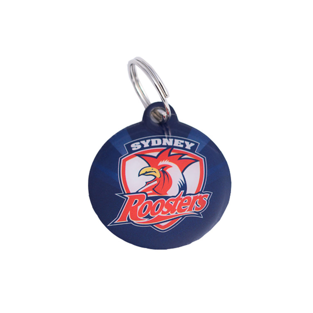 Sydney Roosters Pet ID Tag