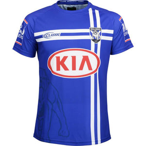 Canterbury Bulldogs 2019 Warm Up Tee