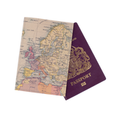 Passort holder personalised with any map desination