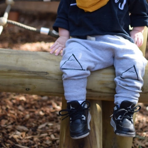'Explore' mini mountain joggers