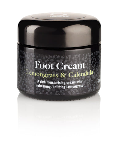 Lemongrass & calendula foot cream