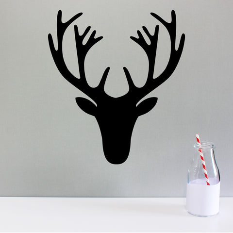 'Moose' wall sticker