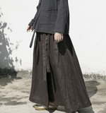 Autumn Casual Cotton loose fitting Women's Skirts DZA2006114