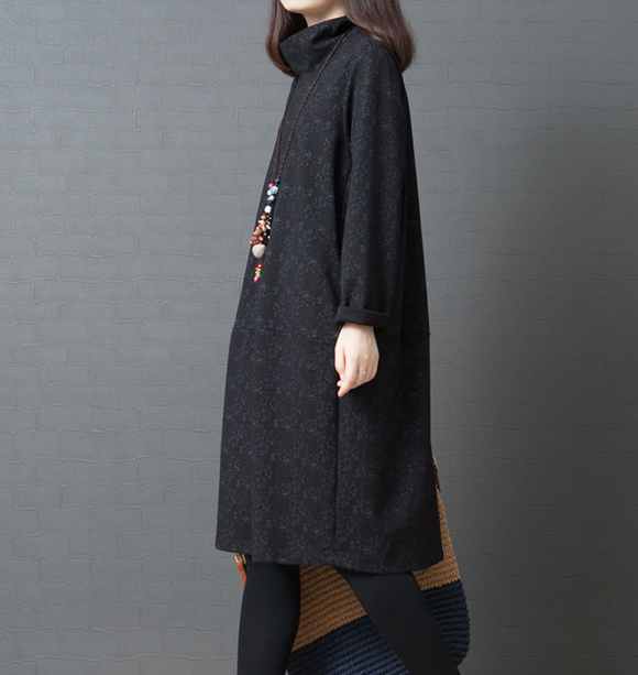 Dresses Loose Winter Autumn Dresses Casual Women Dresses ZRL97213