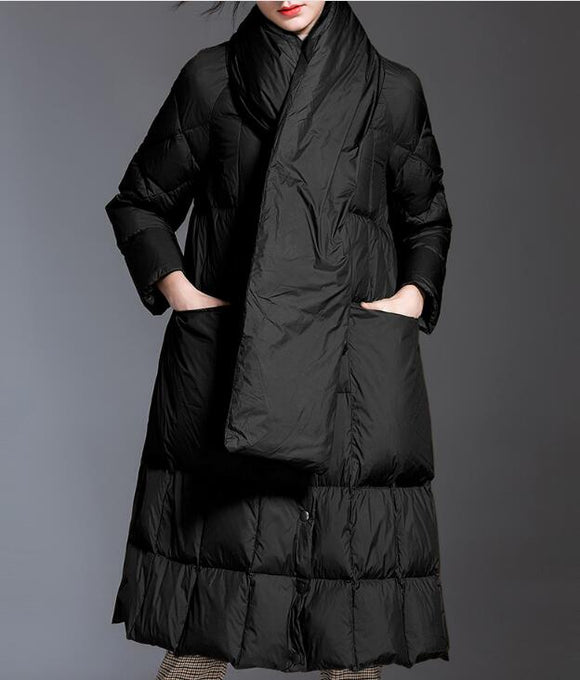 A-line-women-duck-down-coat (2)