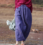 Purple  Women's Skirts SJ98409