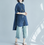 Loose Women Casual Linen Shirts Summer Women Tops