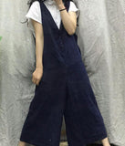 Linen Summer Autumn Women Casual Pants with Pockets YT97251