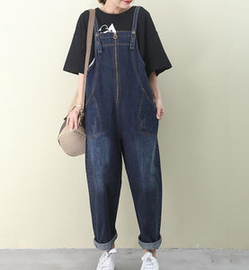 Denim Spring Women Casual Jumpsuits PZ97251