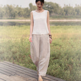 simplelinenlife-Autumn-Women-Casua-Linen-Pants