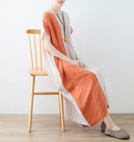 simplelinenlife-Linen-short-Sleeves-Summer-casual-Women-Dresses