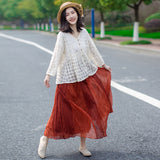 women-linen-summer-skirts