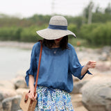 simplelinenlife-Linen-Spring-Summer-Autumn-Women-Tops
