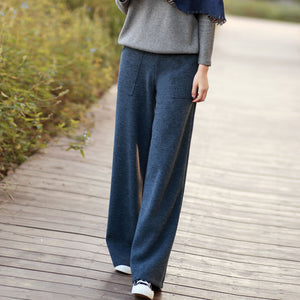 simplelinenlife-Women-knit-spring-autumn-Pants