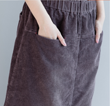 Casual Cotton Women's Skirts