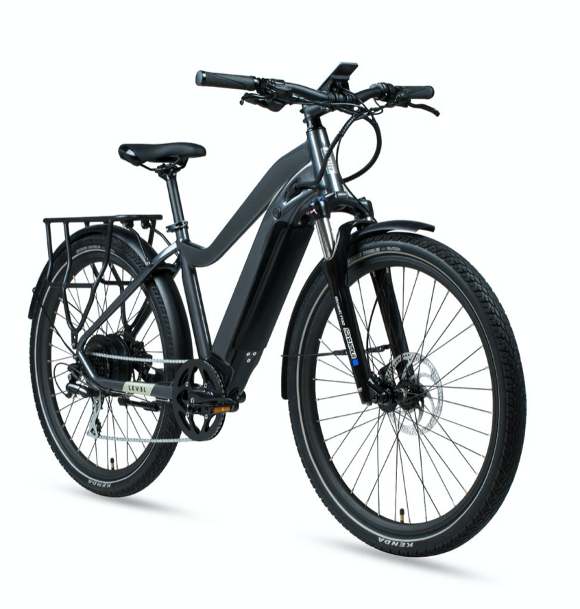 LEVEL COMMUTER EBIKE