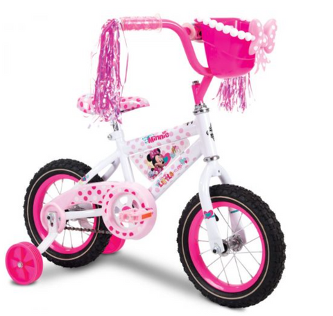 Disney Minnie 12-inch Bike