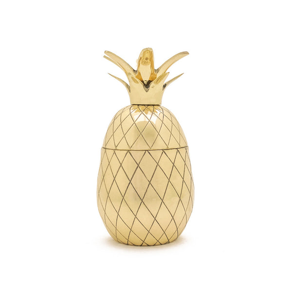Pineapple Tumbler Gold