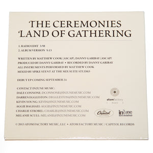 Land of Gathering Single