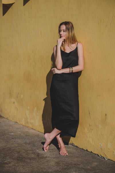 Bantry Bay Maxi Slip Dress