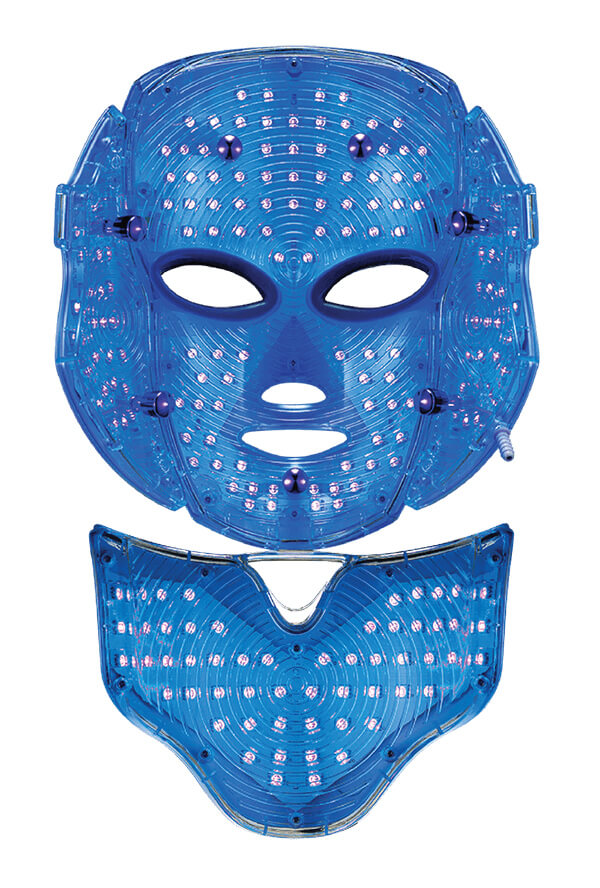 BLUE LIGHT THERAPY FACE MASK