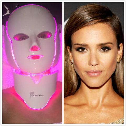 Jessica Alba LED Facial Mask