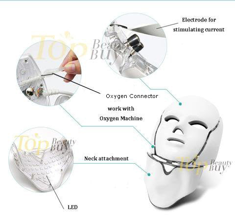LED Light Facial Mask