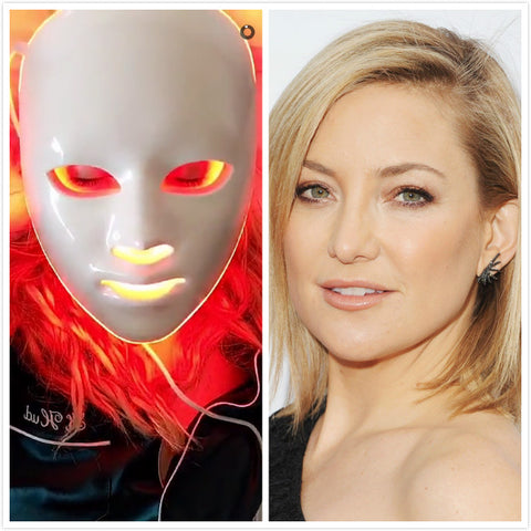 Kate Hudson LED Facial Mask