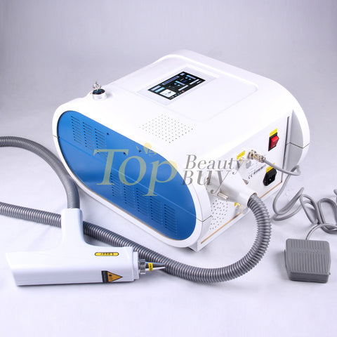 Nd:YAG laser tattoo removal machine