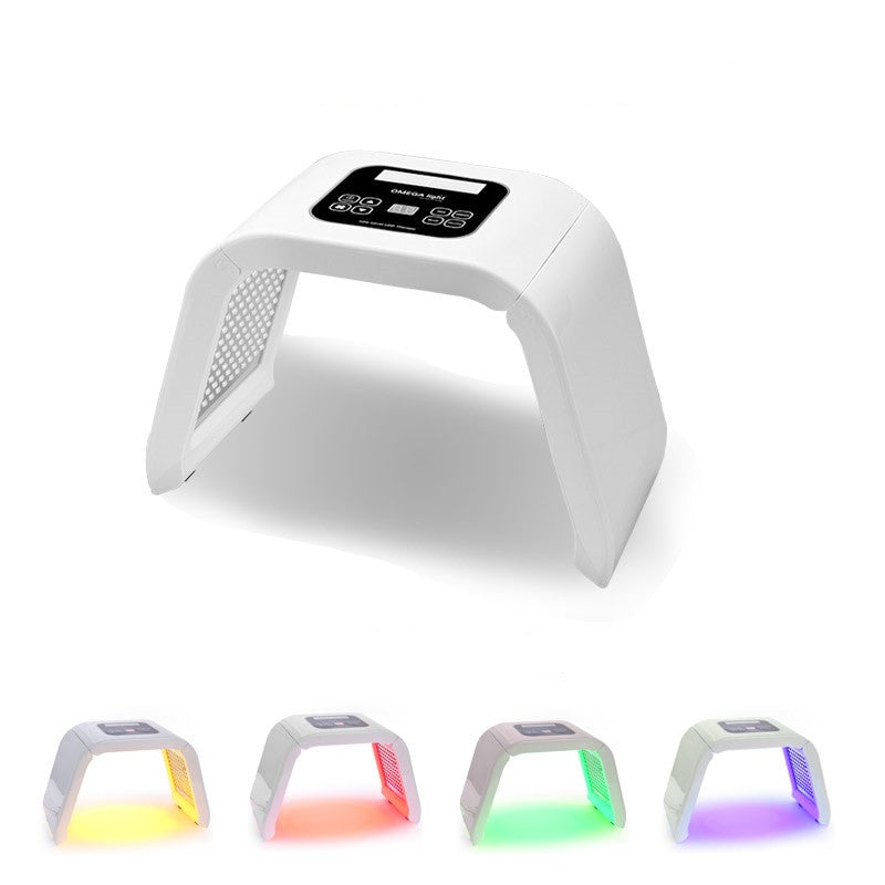 Pdt Red Blue Green Yellow Led Light Therapy Machine