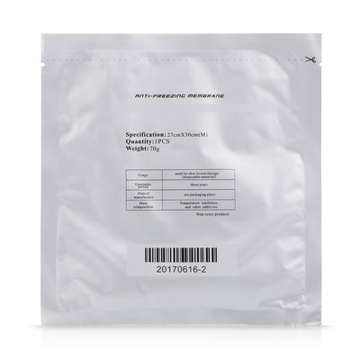 Cryolipolysis Anti Freezing Membrane Pads